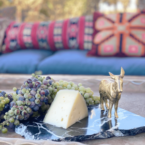 Donkey Marble Cheese Platter