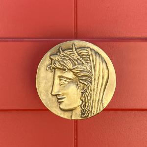 Goddess Demetra Doorknob