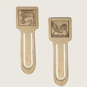 Anthologist + Pegasus Lovers Bookmarks